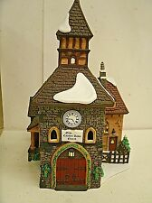 """Dept 56 Dickens Village """"The Olde Camden Town Church""""  #58346 Lighted House"""