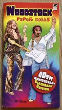 Tom Tierney Paper Dolls ~ Woodstock Anniversary Edition ~ Hendrix Joplin music