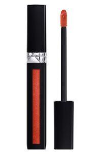 Dior Rouge Dior Liquid Lip Stain #751 Rock'n'Metal. New in Box.