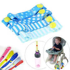 Colorful Sippy Pal No Drop Baby Bottle Toy Sippy Cup Holder Strap For Stroller