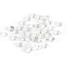 1000Pcs Clear Acrylic Beads Vase Filler Wedding Party Decoration DIY Ornament SS