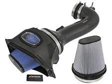 AFE Momentum Carbon Fiber Cold Air Intake for 15-17 Chevy Corvette Z06 6.2L BLK