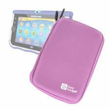 Durable Shell Case For Use With Vtech InnoTab Max In Pink EVA w/ Secure Closure