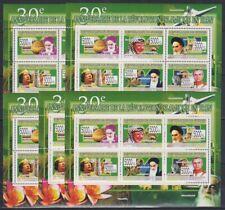 N910. 5x Guinea - MNH - Culture - Religion - 2009