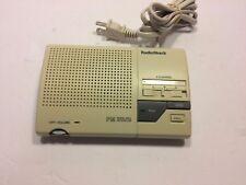 1 Radio-Shack 43-490 3/2 way Fm Radio Intercom System Single Unit