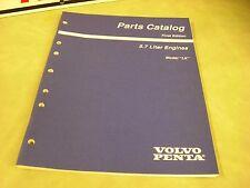 "VOLVO 1997 OEM Parts Catalog 5.7L  ""LK"" Model  #7797410-3 FINAL EDITION 3-F-2"