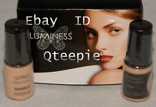 LUMINESS AIR - Airbrush Makeup - 2 pc FAIR Foundation + IVORY Concealer  *NEW