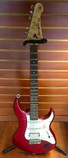 Yamaha Pacifica Solid Electric Guitar in Metallic Red