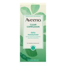 Aveeno Clear Complexion Daily Moisturizer Acne Treatment, 4.0 oz. Exp. 05/2020+