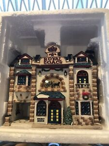 lemax christmas village used