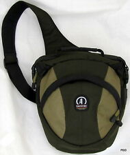 Tamrac Brown Velocity Camera Photo Bag Sling Pack 5767 Canon EOS Rebel Nikon