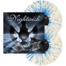 NIGHTWISH Dark Passion PLay blue white splatter VINYL 2LP 500 production run