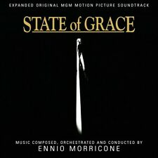 State Of Grace - 2 x CD Complete Score - Limited 1000 - OOP - Ennio Morricone