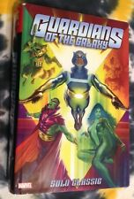 GUARDIANS OF THE GALAXY Solo Classics OMNIBUS (HC) - Marvel comics - NM/Mint