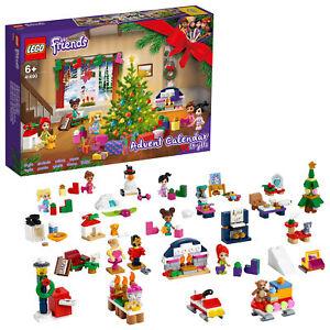 2021 LEGO Friends Advent Calendar 41690 24 Doors to Open 370 Pieces Age 6+