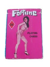 Quartett - Erotik Spielkarten / Fortune Girls - 54 Glorious Nudes