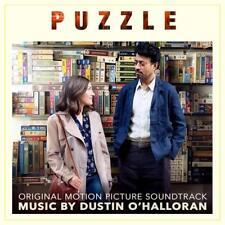 DUSTIN O'HALLORAN - PUZZLE/OST   CD NEU O'HALLORAN,DUSTIN
