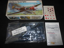 FROG   F404, 1/72 LAVOCHKIN La-7 PLASTIC MODEL KIT WITH EXTRA