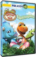 Dinosaur Train: Eggstravagaza & Puzzle [New DVD]