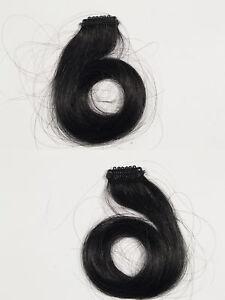 Easilites 16 in long Jon Renau Straight Blonde Brunette Red Grey Hair Pieces