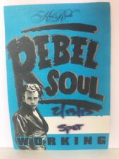 Kid Rock collectible Rebel Soul tour concert backstage pass New local crew