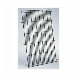 "Midwest Dog Cage Floor Grid Black 35"" x 25"" x 1"""
