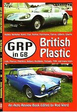 Book British Plastic GRP Berkeley Bond Marcos Rochdale Reliant TVR - Auto Review
