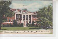 Administration Building Arkansas Polytechnic Institute Russellvile Ark AR