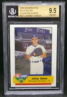 Johnny Damon 1994 Fleer / Procards Wilmington Blue Rocks BGS Gem Mint 9.5