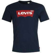 Brand New Men's Levi's Batwing Chest Printed Crew Neck Short Sleeves T-Shirts