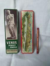 More details for vintage venus pencils tin with 8 hb unused, lakeland cumberland tin, betterware