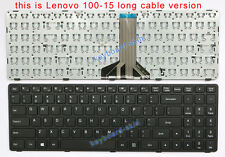 Laptop Replacement Keyboard Fit Lenovo IdeaPad 700S-14ISK SN20K27850 PK131131A00 US Layout