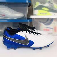 Nike Tiempo Legend 8 Elite ACC FG Soccer Cleats AT5293-104 Mens Size 8.5 White