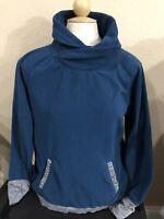Free Ship Old Navy Women/'s 1//4 Zip Pullover Jacket  M//Tall Micro Fleece NWT