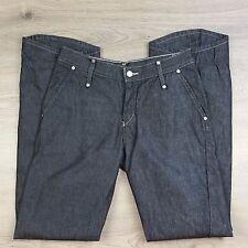 Levi's engineered twisted seam cuffed tencel Mens Jeans Size 30/31 W28 L30 (L2)