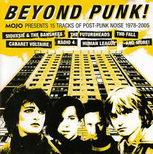 BEYOND PUNK - Various New Wave Artists - 2005 CD Album