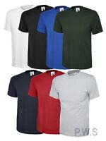 Uneek Premium T-Shirt 100% Cotton 200gsm Tee Shirt (UC302)