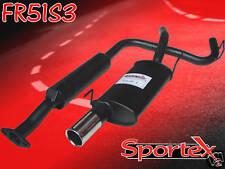 Sportex Renault Clio mk1 performance exhaust system