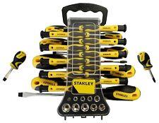 Stanley Set de destornilladores 51 Piezas Ranura PZ PH Torx Interior + hexagonal