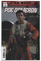 Star Wars AOR Poe Dameron #1 2019 1:10 Movie Incentive Variant Marvel Comics