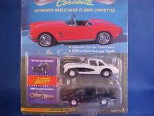 1957 Chevrolet CORVETTE, 1980 AEROVETTE collector set--brand new in orig pkg