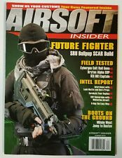 Airsoft Insider Future Fighter Field Test Colt Rail Summer 2016 FREE SHIPPING JB