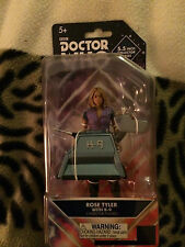 Doctor who  Rose tyler  5.5  inch figure  and   K-9  figure set