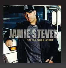 Pretty Good Start - Music CD - Jamie Stever -  2013-06-24 - Tri-Mount Entertainm