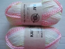 Loops&Threads Kai gradient colors baby yarn, Puzzle, lot of 2 (308 yds ea)