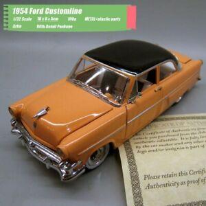Arko 1/32 Scale Classic Car Series 1954 Ford Customline Diecast Metal Car