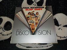 Slap Shot CAV Discovision Laserdisc LD Paul Newman Free Ship $30 Orders