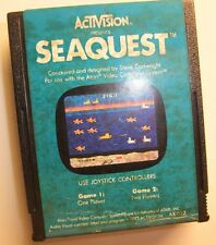 Seaquest (Atari 2600, 1983) Tested working and cleaned