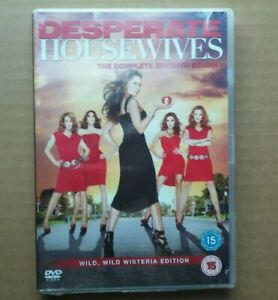 Desperate Housewives - Complete Season 7 - Comedy Drama Series (6 Disc DVD) NEW