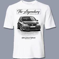 T-Shirt, Golf 5 MK 5 GTI, legendary, Youngtimer, Oldtimer, orig. YOUTEX